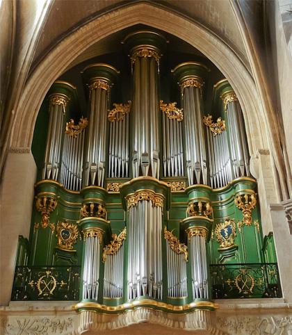 Bordeaux Sainte-Croix orgues quoirin